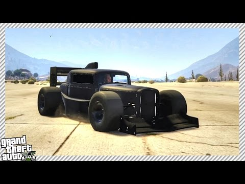 THE FASTEST CAR IN GTA 5?
