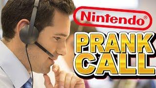 ZeRo Prank Calls Nintendo