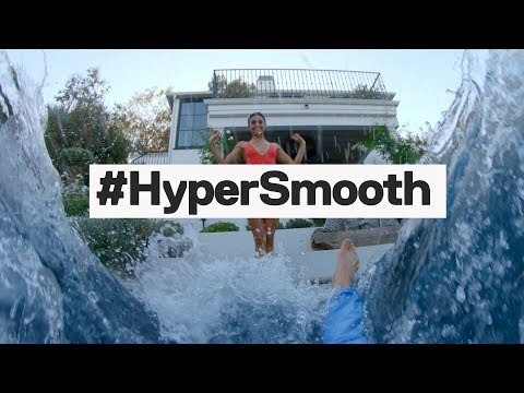 GoPro: HERO7 Black #HyperSmooth – Dancing with Derek Hough in 4K
