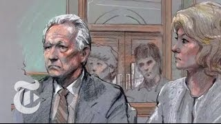 The Courtroom Sketch Artist | Op Docs | The New York Times