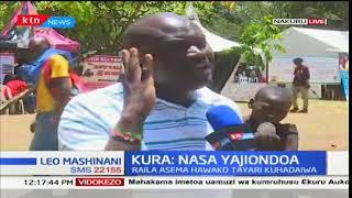 Hisia za wakazi wa Nakuru kuhusiana na NASA kujiondoa katika uchaguzi