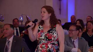 "Les Miserables: ""One Day More"" Wedding Flash Mob"