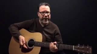 "How to play ""Same  old lang syne"" by Dan Fogelberg"