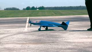 Keith Shaw's Bugatti Racer