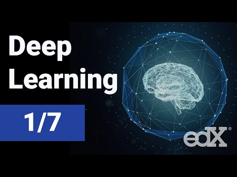 Learn Deep Learning Online from IBM