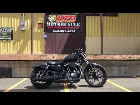2016 Harley-Davidson Iron 883™ in Auburn, Washington - Video 1