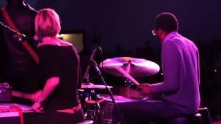 Daniel Lanois Black Dub performing at Sunset Sessions