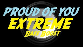 EXTREME BASS BOOST PROUD OF YOU   GUCCI MANE