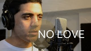 Aamir - No Love (August Alsina Acoustic Cover)