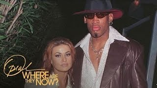 Carmen Electra on Dennis Rodman | Where Are They Now | Oprah Winfrey Network