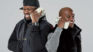 The Reason Why 50 Cent And Floyd Mayweather Started Beefing