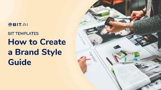 How to Create a Brand Style Guide | Bit.ai