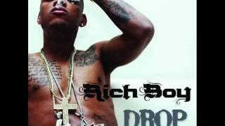 Rich Boy feat. Polow Da Don - Drop