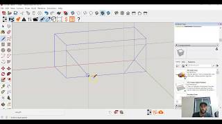 How to draw a HJ_6 in Sketchup | Flexpipe