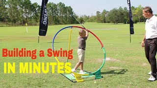 PlayNSWING. Nothing Gives a Child A Better Start to Golf!