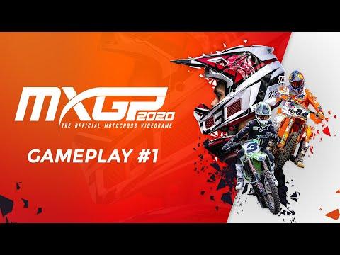 Gameplay de MXGP 2020