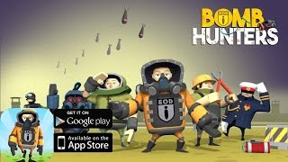 Bomb Hunters - iOS/Android - Gameplay Video