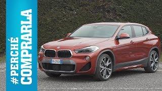 BMW X2, perché comprarla… e perché no - Video