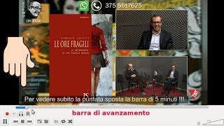 """Gianluca Soletti ospite a """"Scemo chi legge"""" su Torino Web TV"""