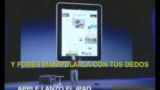 Presentación Steve Jobs del iPad / Subtitulos by C5N