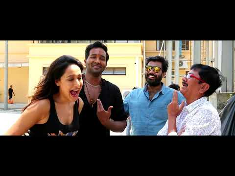 Achari America Yatra Movie Making Video
