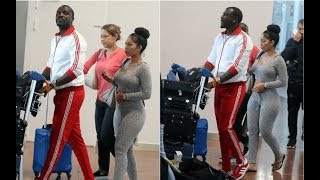 Akon as surpris son père , le rappeur américain est très généreux