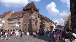 CITY OF NÜRNBERG OLD TOWN 2013 full HD 1080P