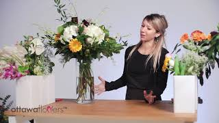 Sending Sympathy and Funeral Flowers   Ottawa Flowers Educational Video Series