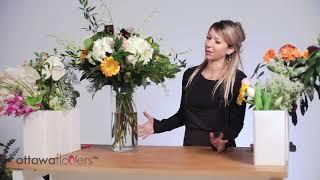 Sending Sympathy and Funeral Flowers   Ottawa Flowers Educational Video Series