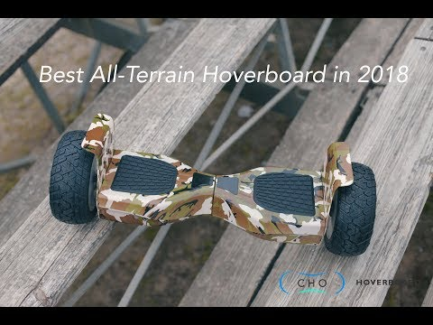 CHO Hoverboard Review 4K – All-Terrain Hoverboard – 2018 Best Off Road Hoverboard