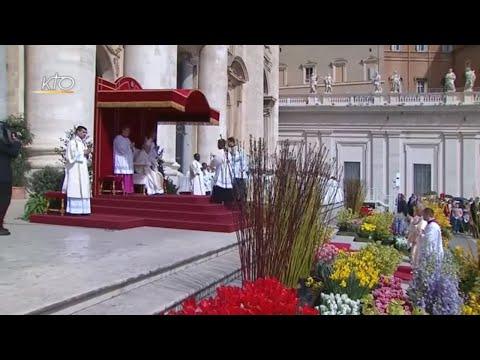 Messe du dimanche de la Divine Miséricorde