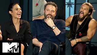 Download Youtube: Justice League Movie Cast Reveal Funniest Moments Together | MTV Movies
