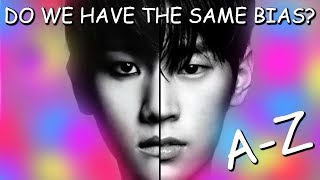 do we have the same bias? (groups from A-Z)