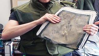 Survival gear: Kevlar VS Ballistic nylon