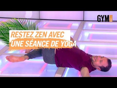 RESTEZ ZEN AVEC UNE SÉANCE DE PILATES/YOGA - GYM DIRECT