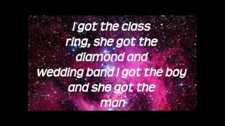 "Video thumbnail of ""I Got The Boy by Jana Kramer (lyrics)"""