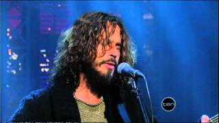 Chris Cornell - The Keeper (The Late Show with David Letterman, 2011)