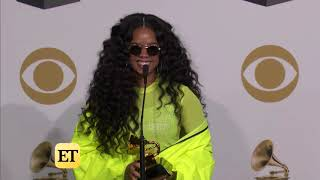 GRAMMYs 2019: H.E.R. Full Backstage Interview