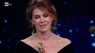 Miglior Attrice Protagonista: Elena Sofia Ricci - David Di Donatello 2019