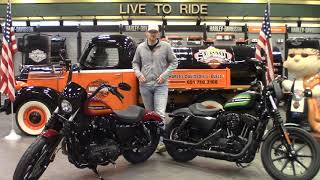 2021 Harley-Davidson Sportster Iron 1200 Overview - St. Paul Harley-Davidson - St. Paul, Minnesota