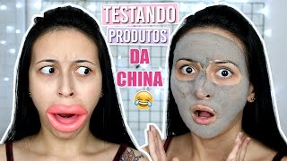 TESTANDO PRODUTOS DA CHINA #2
