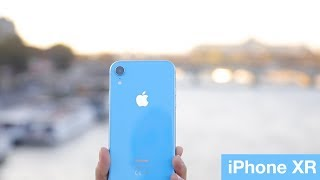 On a testé l'iPhone XR !