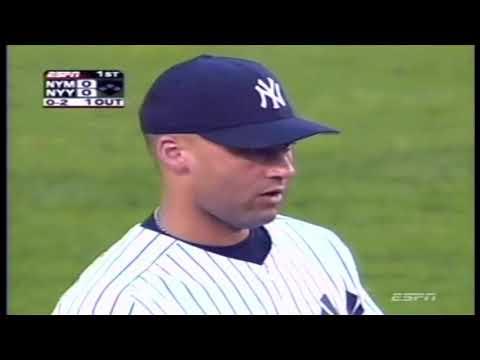 New York Mets at New Yor Yankees 2005 06 26 PART 1 Randy Johnson vs Kris Benson