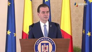 Premierul desemnat: Vom da românilor cinste, competenţă, integritate, dedicare în servirea interesului public