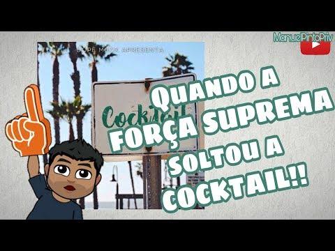 Força Suprema - Cocktail (ELES FIZERAM ISSO DENOVO) e de forma CASUAL!