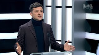 """Про Донбас, Крим, МВФ і """"Слугу народу"""". Велике інтерв"""