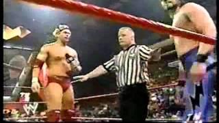 Christopher Nowinski vs Mark Bartolucci
