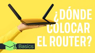 El mejor sitio para el router WiFi en casa | Trucos y consejos para una conexión WiFi perfecta