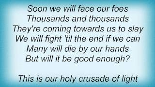 Dragonland - Holy War Lyrics