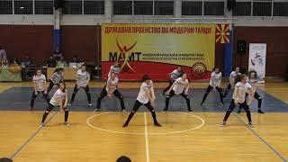 AQUA | AQUAshians | junior hip hop formation B class, State Championship 2017